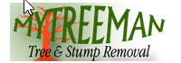 My Treeman Tree and Stump Removal Services